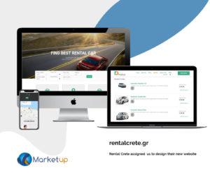 rental car by marketup