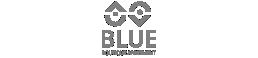 Blue Boutique Apts Logo