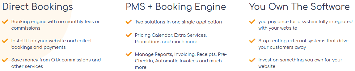The best online Hotel Booking Engine software