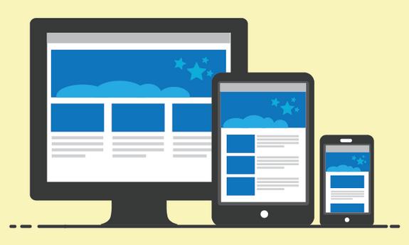 Σχεδιασμός ιστοσελίδων προσαρμοζόμενος σε κινητές συσκευές
