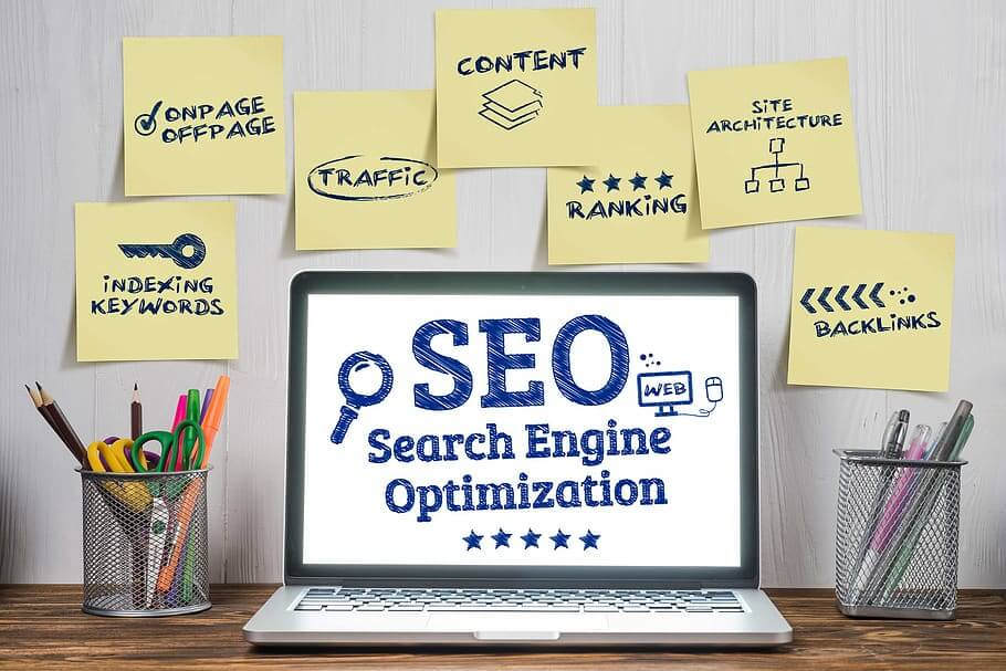 SEO web design benefits