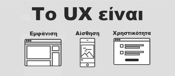 Τι είναι ο σχεδιασμός UX