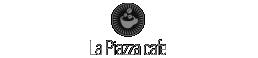 la piazza cafe logo grey