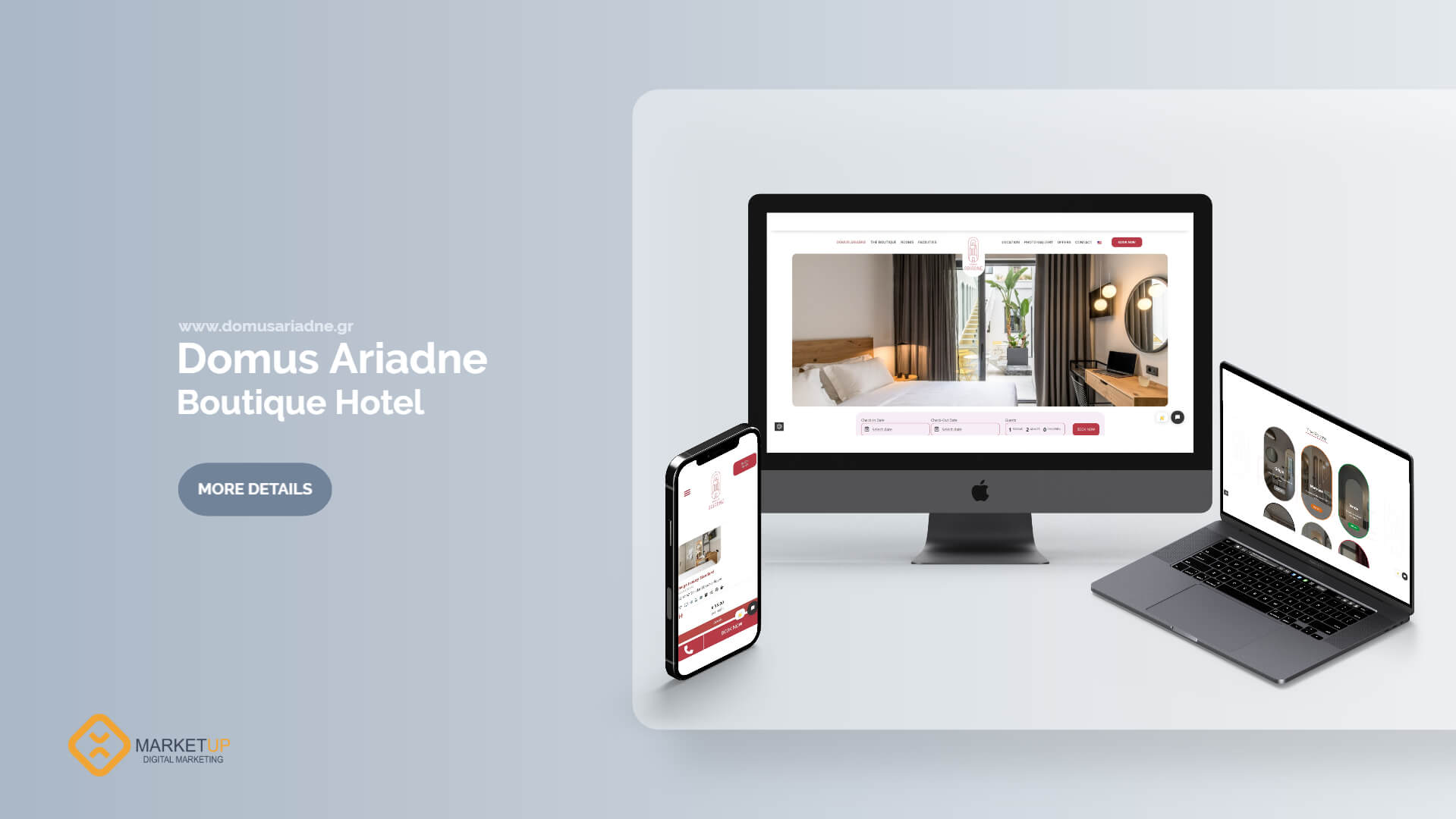 marketup boutique hotel